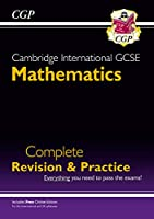 New Cambridge International GCSE Maths Complete Revision & Practice: Core & Extended + Online Ed