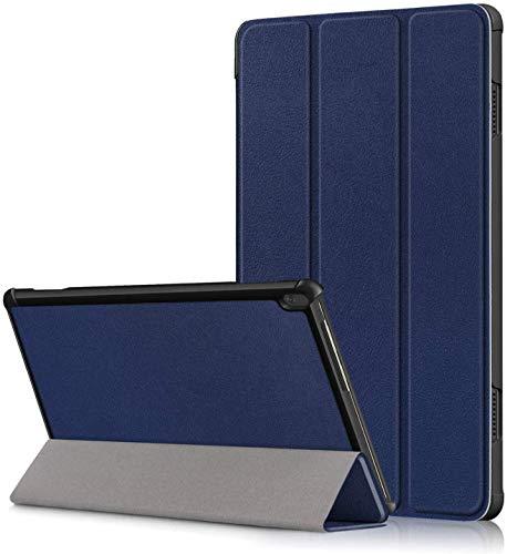 WindTeco Lenovo Tab 10 TB-X103F/Tab3 10 Plus Funda Case, Carcasa Protectora con Auto Sueño/Estela Función para Lenovo Tab 2 A10-70F/Tab 2 A10-30 / Tab 2 X30F / Tab 3 10 Plus/Tab 3 10 Business Tableta