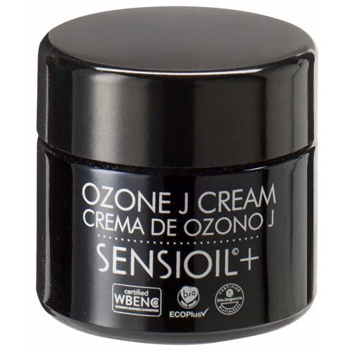 OZOLABS   OZON CREME J   Gesichtscreme mit den Vorteilen von zertifizierten organischen ozonisierten Ölen   ISO 9001   50 cc