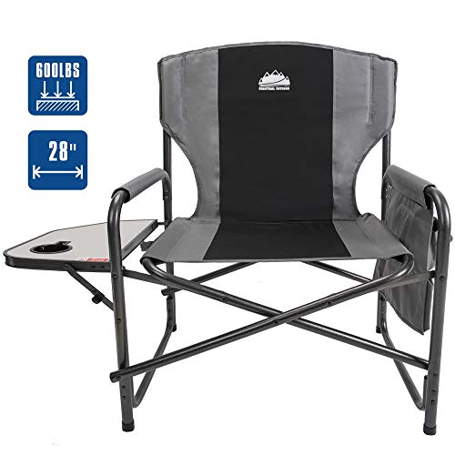 oversized directors chair for camping