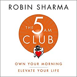 Get the 5 am Club on Amazon