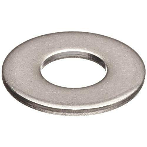 SNUG Fasteners (SNG667) 100 Qty #10 Stainless Steel Commercial Flat Finish Washers