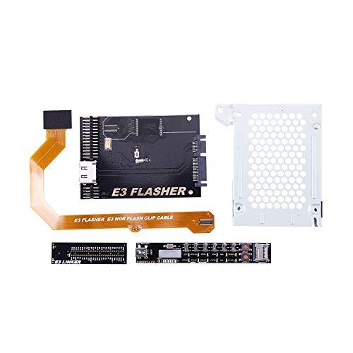 ACAMPTAR Neu E3 Nor Flasher E3 Taschen Buch Downgrade Werkzeug Kit Für Flash Konsole