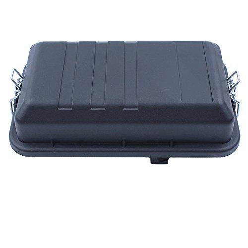 HAISHINE Conjunto de Caja de Caja de Filtro de Aire para Honda GX160 GX200 GX 160 200 168F / 2900H 5.5hp 6.5hp 2KW generador de Motor de Motor de Gasolina