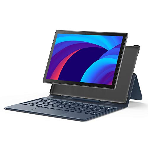 2 in 1 Tablets Octa Core Android 10.0 Laptops 10.1 inch 1280800 IPS Tablets Allwinner A83T