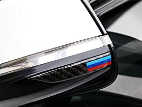 BizTech /® Clip In Grille Inserts Compatible with BMW Series 6 2009-2015 F06 F12 F13 10 Stats Beams Bars M Power M Sport Tech Bonnet Hood Kidney Stripes Cover