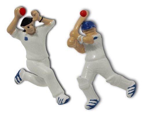 Sports Cufflinks - CU0264 - Boutons de manchette Homme - Rhodium - Or