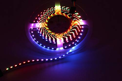 Ws2812 Xledlights Digital Led Strip Lights-20 Inch By 30 Inch Laminated Poster With Bright Colors And Vivid Imagery-Fits Perfectly In Many Attractive Frames