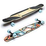Loaded Boards Bhangra V2 - Longboard (123,2 cm), Flex 2 (Medium Flex)