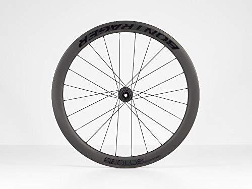 Bontrager Aeolus Elite 50 TLR Disc Carbon Rennrad Hinterrad schwarz