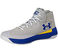 NEW MENS UNDER ARMOUR CURRY 3 SNEAKERS 1269279 101-SIZE 9.5