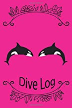 Dive Log book: Diving Logbook | Scuba Diving Journal | PADI Diver's Log Book | Dive Journal | Notebook | Planner | Diary log-book | 6x9 inches | 120 pages
