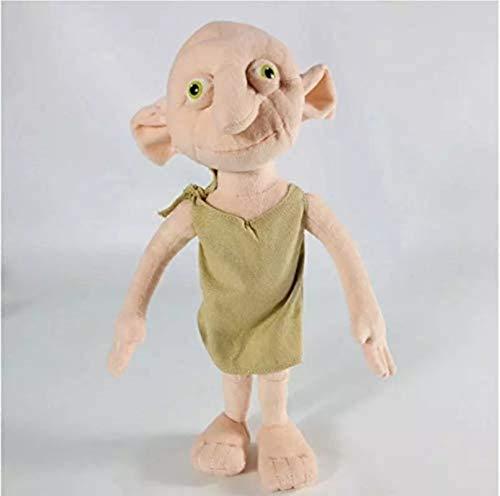 siyat Dobby plüsch Spielzeug Anime Film Dobby plüsch Puppe weich gefüllte Doby plüschtiere gefüllte Puppe für Kinder Geschenke 30cm Jikasifa