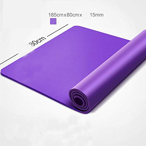 Myga 2 en 1 Yoga Pilates Stretching SANGLE ET TAPIS Carry Sling