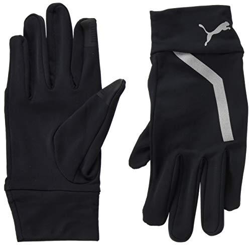 Puma PR Performance Gloves Handschuhe, Unisex, Erwachsene, Schwarz, S