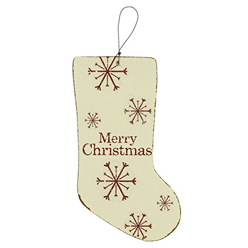 Merry & Bright MDF Chaussette \