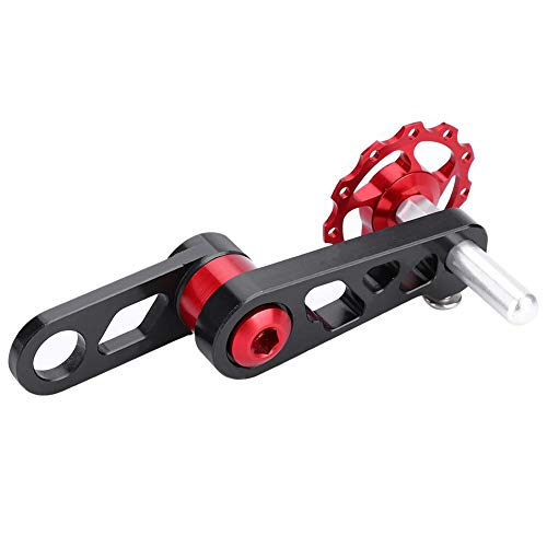 Cycling Chain Tensioners Folding Bike Single Speed Converter Bicycle Rear Derailleur Chains Guide Speed Adjuster Accessory