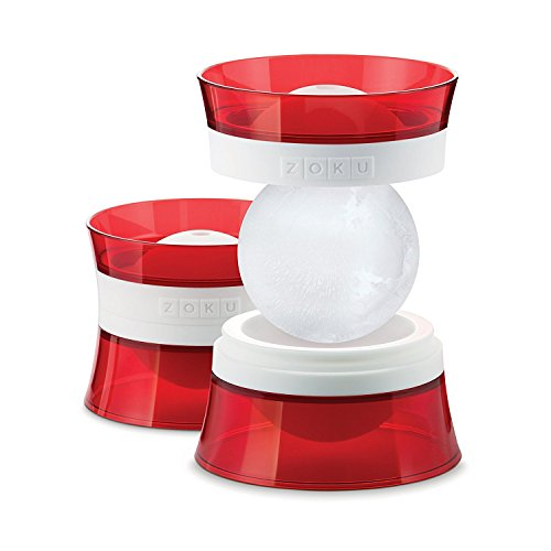 Infuse with Fruit Slices or Freeze Juice to add decoration and Flavor to a Punch Bowl This juego de mould-flow Two produces Jumbo Ice Balls Fill Up Your pelota Moulds and Pop In The Freezer Then Take them Out and enjoy with any Drink outlas Lighting ...