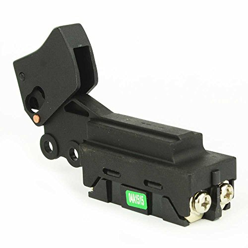 Superior Electric L50 Aftermarket Trigger Switch 24/12A-125/250V replaces Makita 651172-0, 651121-7 and 651168-1, Red