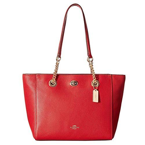 Coach Women's Leather Shopping bags, 57107_LINP0