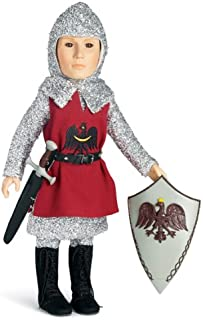 Knight Prince Outfit for 18 Inch Carpatina Boy Dolls