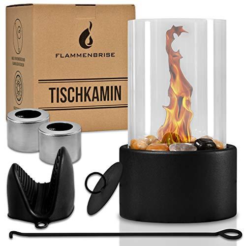 Flammenbrise Tischkamin Tischfeuer Bild