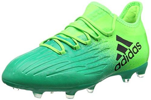 adidas X 16.2FG Herren Fußballschuh, grün–(Versol/Negbas/Vol) 471/3