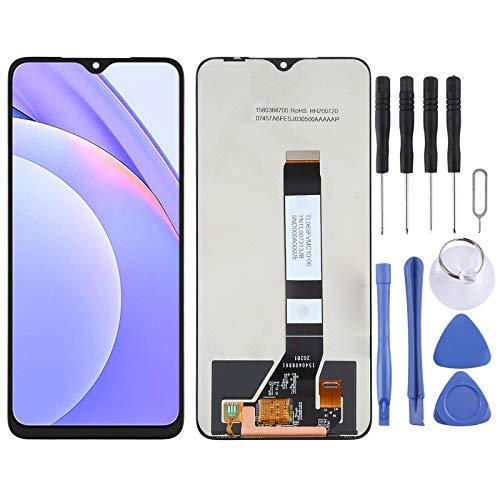 GGAOXINGGAO Schermo di Sostituzione del Telefono Cellulare Schermo LCD e Digitizer Full Assembly per Xiaomi Redmi Nota 9 4G / Redmi 9 Power/Redmi 9T Accessori telefonici