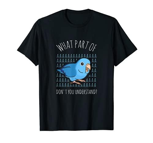 ¿Qué parte de AAAAA no entiendes? Camiseta