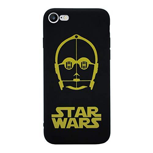 iCHOOSE Star Wars sjabloon voor smartphone Apple iPhone 5s / 5 / SE C-3PO