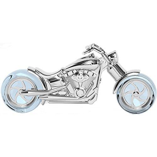 Wind of Freedom Silver Star - Eau de Parfum - Herrenparfum - toller Motorrad-Flakon - 80 ml Tag und Nachtduft