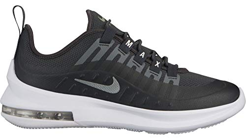 Nike Air MAX Axis EP (GS), Zapatillas de Atletismo Hombre, Multicolor (Black/Anthracite/Metallic Silver/White 000), 40 EU