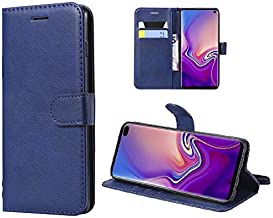 Trounce™ Pu Leather Flip Cover with Stand/Wallet/Card Holder (Blue) for HTC 826