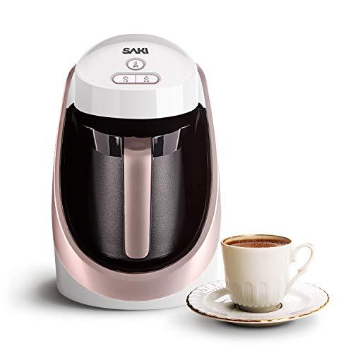 cafetera 4 tazas de la marca Saki