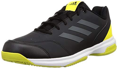Adidas Men's Gumption Iii Black Tennis Shoes- 7 UK (40 2/3 EU) (CL9981)