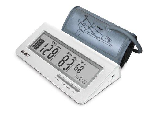 Duronic BPM400 Tensiómetro de Brazo Monitor Presión Arterial Eléctrico con Función Memoria Lecturas de Presión Arterial Precisas