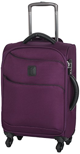 IT Luggage - Maleta Unisex, Potent Purple (Morado) - 12-1391-04S-PU