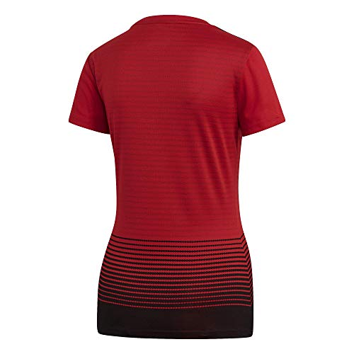 adidas Manchester United Home Women's Soccer Jersey 2018/19 (S)