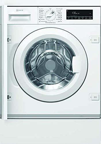 NEFF W6440X0 Einbau-Waschmaschine Frontlader / A+++ / 137 kWh/Jahr / 1400 UpM / 8 kg / weiß / Anti-Flecken-Programme