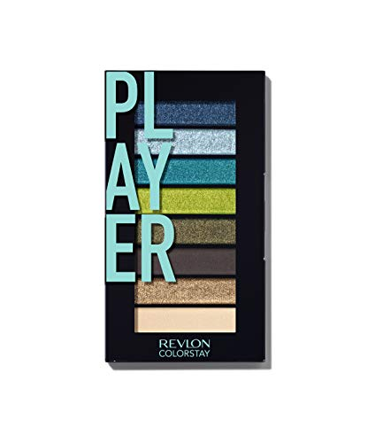Revlon Colorstay Looks Book Palette Lidschatten Nr. 910 Player