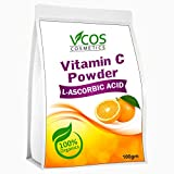 Vcos L-Ascorbic Acid Powder Vitamin C For Use in Serums and Cosmetic Formulations