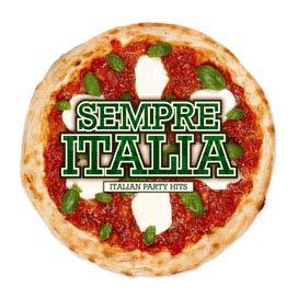 BRISA CD de música SEMPRE ITALIA - edición de colección, edición especial, caja de regalo