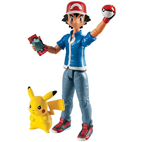 Pokémon Hero Figure, Ash And Pikachu
