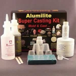 Super Casting Kit by Alumilite Corp by Alumilite