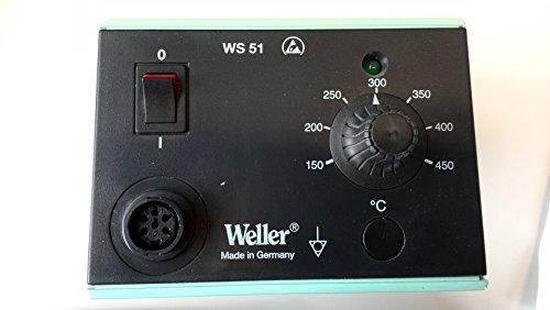 Weller WS 51 Analoge Lötstation, 80W, 150°Cbis +450°C, T0053230699