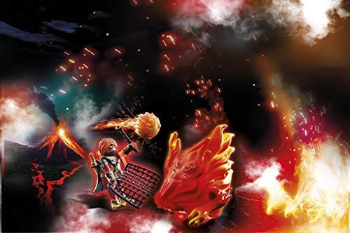 Guerrera y espíritu del fuego Playmobil – Novelmore (70227)