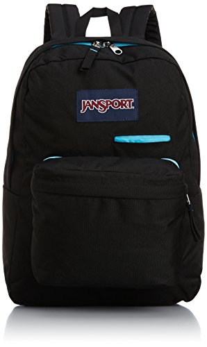 "JanSport Digibreak - Mochila para portátiles y netbooks (38,1 cm (15""), 420 x 330 x 210 mm, 300g, Negro)"