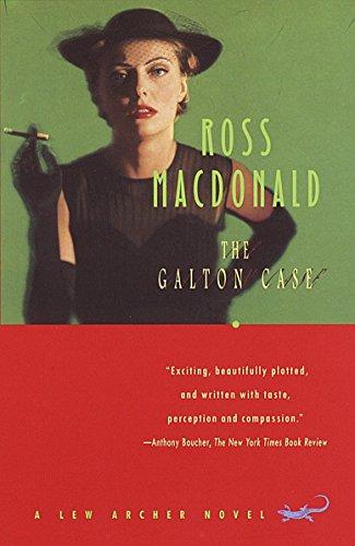 The Galton Case (Vintage Crime/Black Lizard)