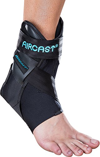 Aircast AirLift PTTD Ankle Support Brace, Right Foot, Medium