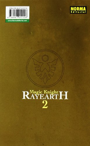MAGIC KNIGHT RAYEARTH 2. Vol. 3